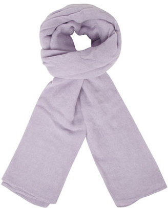 Dorothy Perkins Purple knitted oversized scarf