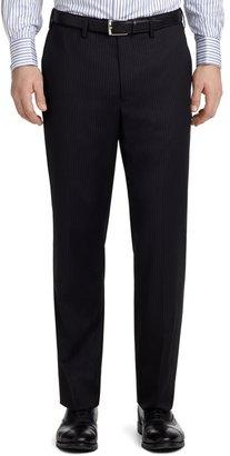 Brooks Brothers Regent Fit Double Track Stripe 1818 Suit