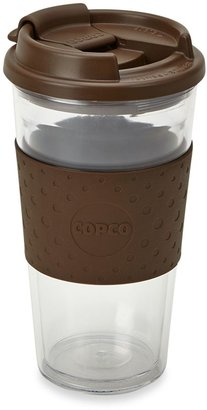 Bed Bath & Beyond Brew View 16-Ounce Double Wall Tritan Cup with Lid