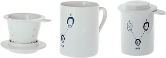 Alessi Genetic Tales, Mug with filter