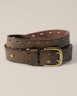 Eddie Bauer Double-Prong Belt