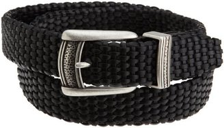 Tommy Bahama Men's Leather Tubular Br...