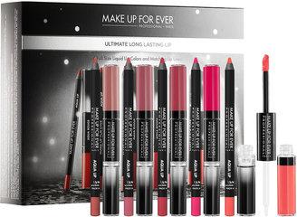 Make Up For Ever Ultimate Long Lasting Lip Set