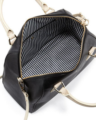 Kate Spade Catherine Street Pippa Satchel Bag, Black