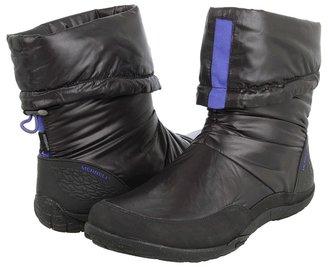 Merrell Barefoot Frost Glove Waterproof (Black) - Footwear