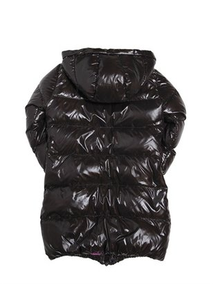 Duvetica Bright Nylon Long Down Jacket
