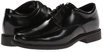 Rockport Office Essentials Evander (Black) Men's Lace Up Moc Toe Shoes