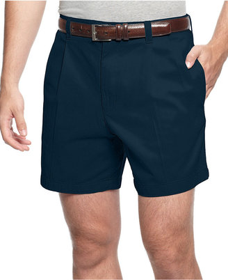 Club Room Shorts, Core Double-Pleat Shorts
