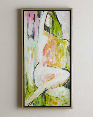 "John-Richard Collection Nude at Sunrise"" Giclee"