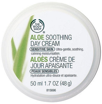 The Body Shop Aloe Soothing Day Cream 1.69 fl oz (50 ml)