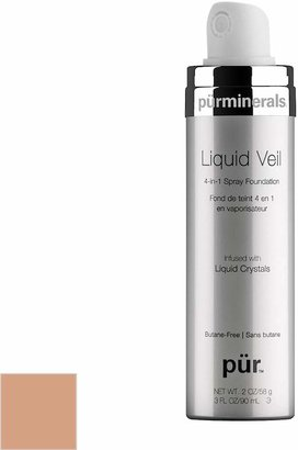 PUR Cosmetics PUR Liquid Veil 4-in-1 Spray Foundation $39 thestylecure.com