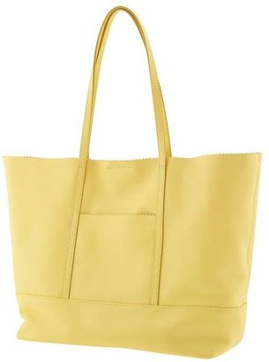 Banana Republic Paige mid-size pinking tote