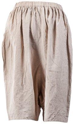 Comme des Garcons Striped linen pant