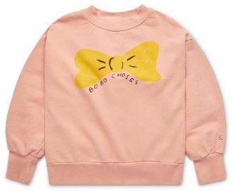 Bobo Choses Bow Sweatshirt 2-8 Years