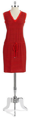 Vince Camuto TWO BY Striped Casual Dress