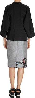 Marni Snap-front Jacket