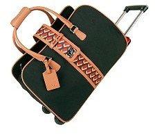 Diane von Furstenberg Rolling Transit Bag in Retro Cubes