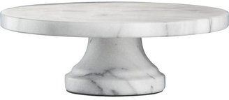 Crate & Barrel French Kitchen Marble Pedestal