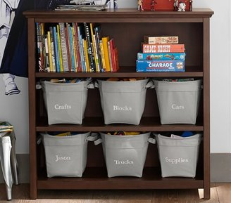 Pottery Barn Kids Cameron 3-Shelf Bookcase, Simply White