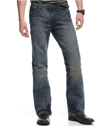 Waverly Ring of Fire Jeans, Drive Boot Cut Fit