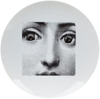 Fornasetti Face Print Plate