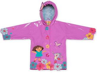 Nickelodeon's Dora The Explorer Kidorable Little Girls' or Toddler Girls' Raincoat $57.60 thestylecure.com