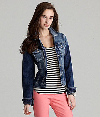 Silver Jeans Denim Jacket