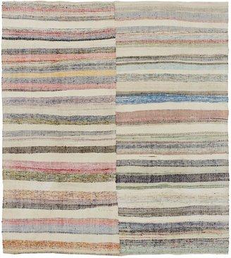 ABC Home Vintage Wool Flat Weave - 8'1