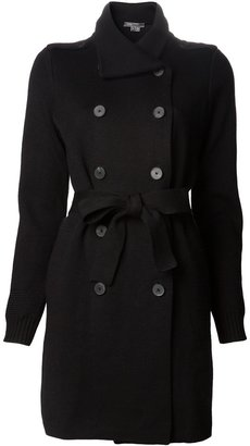 Vince double breasted cardi-coat