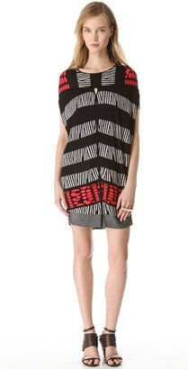 Zero Maria Cornejo Crop Circle Mei Dress
