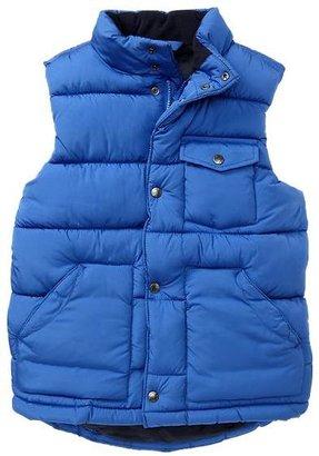 Gap Warmest puff vest