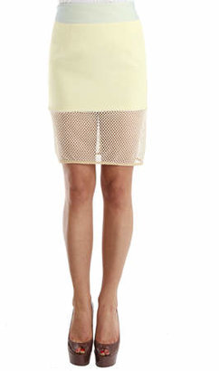 Charlotte Ronson Lemonade Skirt