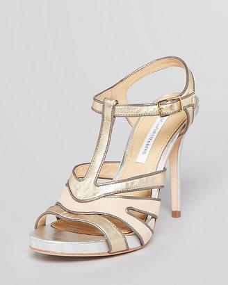 Diane von Furstenberg Platform Sandals - Julip High Heel