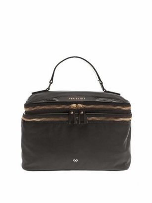 Anya Hindmarch Vanity Kit - Womens - Black