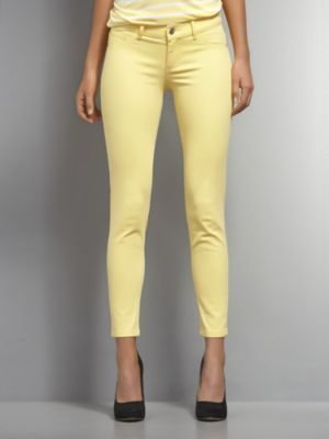 New York & Co. Stretch Ankle Legging Jean
