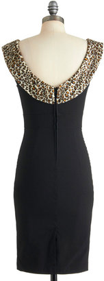 Luxe Be a Leopard Dress