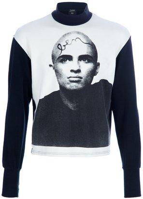 Jean Paul Gaultier Vintage printed sweater