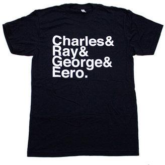 Fab Charles&Ray&George&Eero Tee