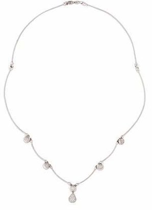 Charriol Diamond Cable Necklace