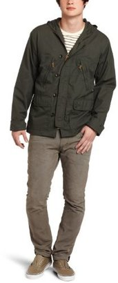 Elwood Clothing Men's Northport Twill Parka