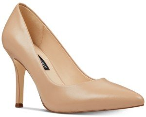 Nine West Women's Flax Pointed Toe Pumps Women's Shoes