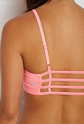 Forever 21 low impact - cage back sports bra
