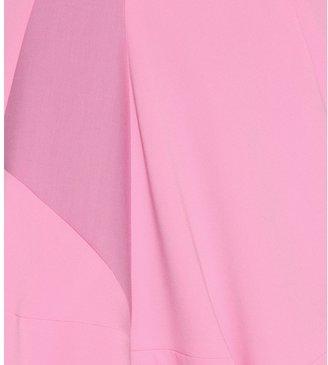 Jil Sander STRUCTURED DRESS WITH DRAPE DETAIL