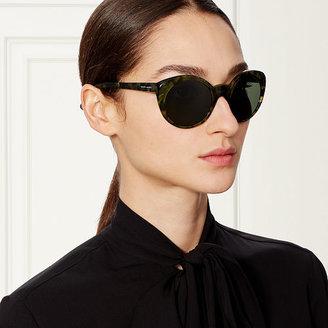 Ralph Lauren Retro Cat Eye Sunglasses