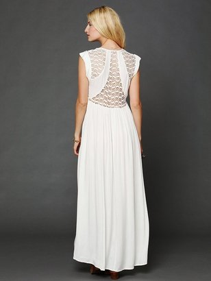 Bless'ed Are The Meek Blesse'd are the Meek San Jose Maxi Dress