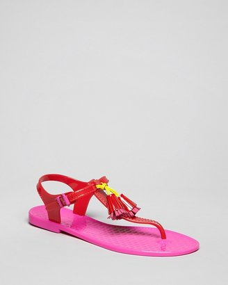 Juicy Couture Thong Sandals - Wisp