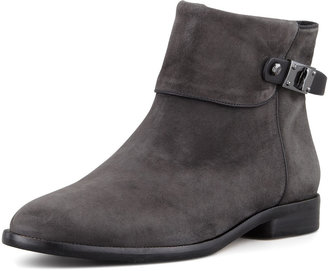 VC Signature Kalypso Suede Ankle Bootie, Gray