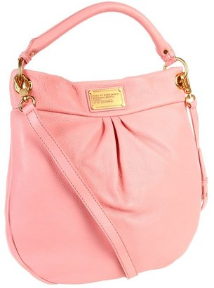 Marc by Marc Jacobs Hillier Hobo (Apricot Rose) - Bags and Luggage