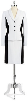Tahari ARTHUR S. LEVINE Two-Piece Jacket and Pencil Skirt