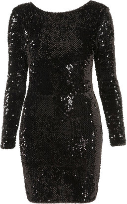 Motel **Gabby Sequin Dress